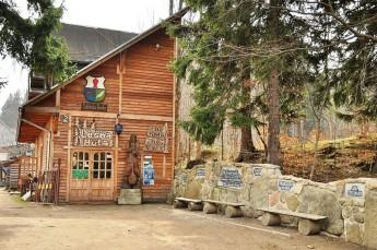 Szklarska Poręba Atrakcja Muzeum Leśna Huta
