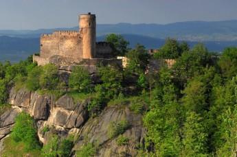 Jelenia Góra Atrakcja Zabytek Zamek Chojnik