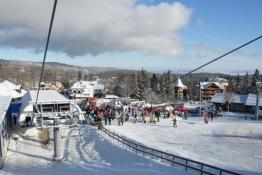 Szklarska Poręba Atrakcja Stacja narciarska Ski Arena Szrenica