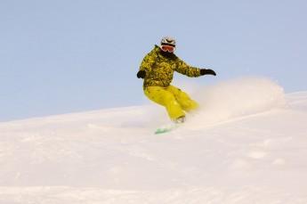Szklarska Poręba Atrakcja Stacja narciarska W Dolinie Szczęścia