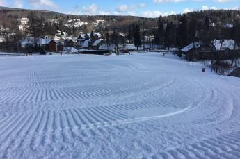 Szklarska Poręba Atrakcja Stacja narciarska Pietkiewiczówka