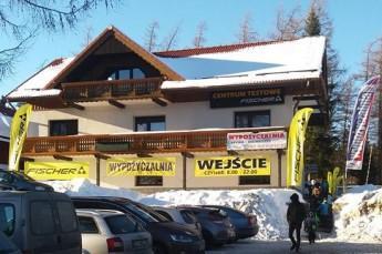 Szklarska Poręba Atrakcja Wypożyczalnia narciarska Rafa Sport