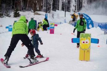 Szklarska Poręba Atrakcja Szkoła narciarska Padaśnieg