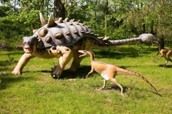 Szklarska Poręba Atrakcja Park rozrywki Dinopark