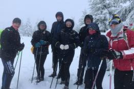 Podgórzyn Wydarzenie Bieg Odrodzenie z Nordic Walking - zima 2019