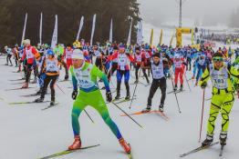 Szklarska Poręba Wydarzenie Narciarstwo biegowe 44. Bieg Piastów 30 km FT